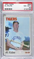 High # - Al Kaline [PSA 8.5 NM‑MT+]
