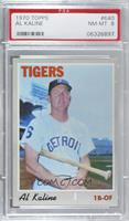 High # - Al Kaline [PSA 8 NM‑MT]