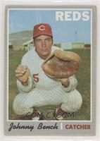 High # - Johnny Bench [Poor to Fair]