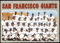 San Francisco Giants Team [VG]