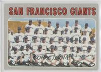 San Francisco Giants Team