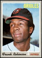 High # - Frank Robinson [NM+]