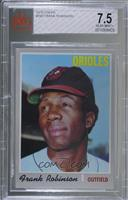 High # - Frank Robinson [BVG 7.5 NEAR MINT+]