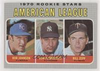 High # - Bob Johnson, Ron Klimkowski, Bill Zepp [GoodtoVG‑EX]