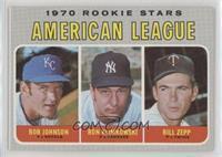 High # - Bob Johnson, Ron Klimkowski, Bill Zepp