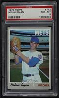 High # - Nolan Ryan [PSA 8 NM‑MT]