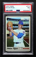 High # - Nolan Ryan [PSA 7 NM]