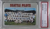 High # - Seattle Pilots Team [PSA8NM‑MT]