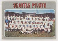 High # - Seattle Pilots Team [NonePoortoFair]
