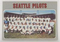 High # - Seattle Pilots Team