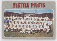 High # - Seattle Pilots Team [PoortoFair]