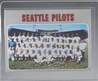 High # - Seattle Pilots Team [Excellent‑Mint]