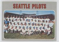 High # - Seattle Pilots Team