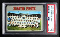 High # - Seattle Pilots Team [PSA7NM]