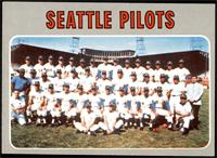 High # - Seattle Pilots Team [NM]
