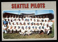 High # - Seattle Pilots Team [EXMT]