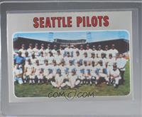 High # - Seattle Pilots Team [Excellent]