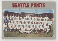 Seattle Pilots Team [Good to VG‑EX]