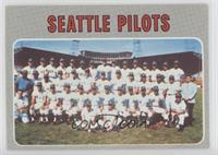 Seattle Pilots Team [GoodtoVG‑EX]