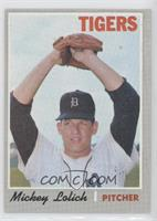 High # - Mickey Lolich