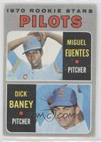 1970 Rookie Stars - Miguel Fuentes, Dick Baney [PoortoFair]