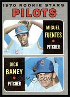 Miguel Fuentes, Dick Baney [NM]