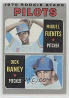 Miguel Fuentes, Dick Baney