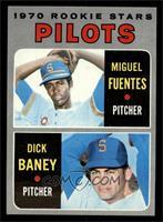 Pilots Rookie Stars (Miguel Fuentes, Dick Baney) [NMMT]