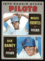 Pilots Rookie Stars (Miguel Fuentes, Dick Baney) [VG]
