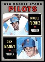 Pilots Rookie Stars (Miguel Fuentes, Dick Baney) [NM]