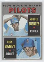 Pilots Rookie Stars (Miguel Fuentes, Dick Baney)