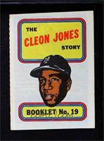Cleon Jones [EXMT]