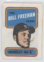 Bill Freehan [GoodtoVG‑EX]