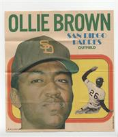 Ollie Brown [Good to VG‑EX]