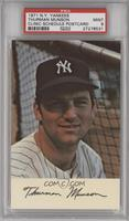 Thurman Munson [PSA 9]