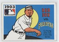 1903 - Boston Red Sox vs. Pittsburgh Pirates