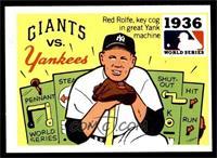 1936 - New York Giants vs. New Yankees [EXMT]
