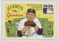 1936 - New York Giants vs. New Yankees