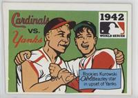 1942 - St. Louis Cardinals vs. New York Yankees