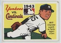 1943 - New York Yankees vs. St. Louis Cardinals [PoortoFair]