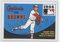 1944 - St. Louis Cardinals vs. St. Louis Browns