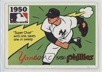 1950 - New York Yankees vs. Philadelphia Phillies [PoortoFair]