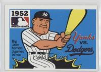 1952 - New York Yankees vs. Brooklyn Dodgers