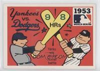 1953 - New York Yankees vs. Brooklyn Dodgers