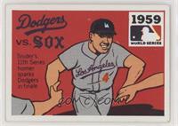 1959 - Los Angeles Dodgers vs. Chicago White Sox [GoodtoVG‑EX]