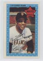 Willie Mays (1970 XOGRAPH) [Good to VG‑EX]