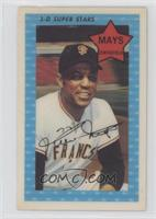 Willie Mays (1970 XOGRAPH) [GoodtoVG‑EX]