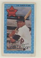 Tommie Agee (1970 XOGRAPH)