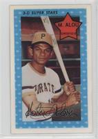 Matty Alou (1970 XOGRAPH, 273 Career RBI)