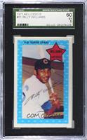 Billy Williams (XOGRAPH -- No Date) [SGC60EX5]